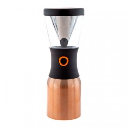 Asobu - Cold Brew Insulated Portable Brewer - Kolor miedziany