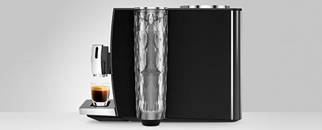 Designerski ekspres do kawy jura ena8 touch full metropolitan black